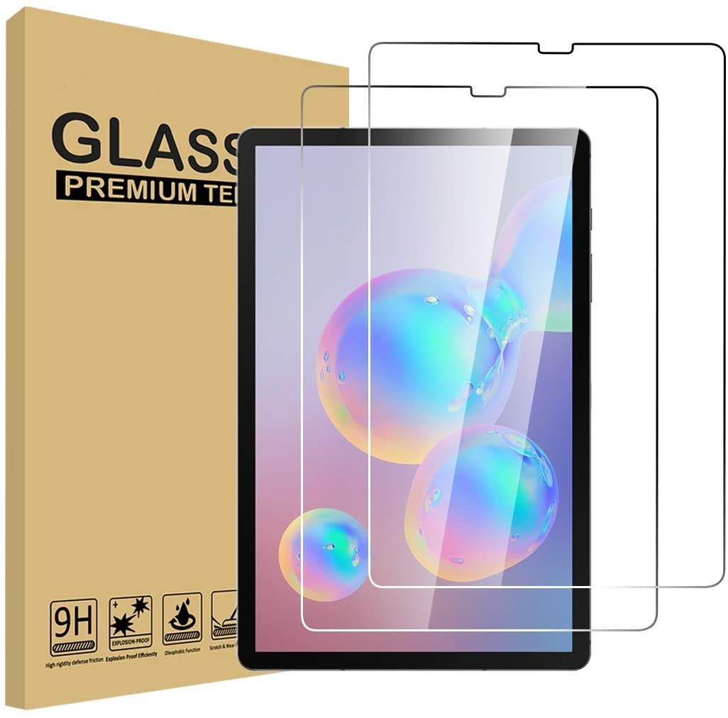 [2-Pack] ProElite Premium Tempered Glass Screen Protector for Samsung Galaxy Tab S6 Lite 10.4 inch SM-P610/P615