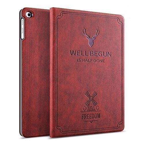 ProElite Deer Flip case Cover for Samsung Galaxy Tab A 10.1