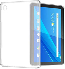 "Load image into Gallery viewer, ProElite Soft TPU Transparent Back Case Cover for Lenovo Tab M10 Plus X606V / TB-X606F / TB-X606X 10.3"" FHD (Frosted White)"