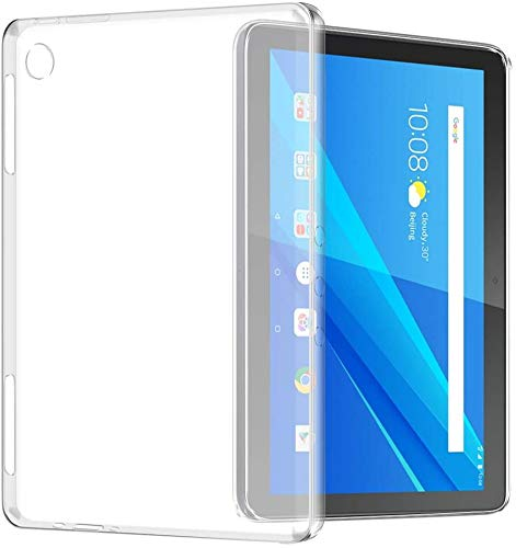 ProElite Soft TPU Transparent Back Case Cover for Lenovo Tab M10 Plus X606V / TB-X606F / TB-X606X 10.3