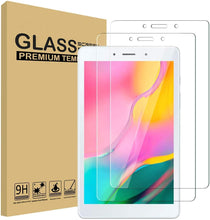 Load image into Gallery viewer, [2-Pack] ProElite Premium Tempered Glass Screen Protector for Samsung Galaxy Tab A 8.0 2019 SM-T295 T290