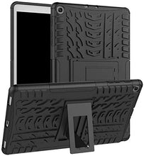 "Load image into Gallery viewer, ProElite Shockproof Tough Heavy-Duty Armor Case Cover for Samsung Galaxy Tab A 10.1"" T510/T515- Black"