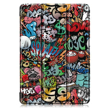 "Load image into Gallery viewer, ProElite Smart Flip Case Cover for Apple iPad 8th Gen/ 7th Gen 10.2"" / Air 3 10.5"", Hippy"