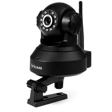 Load image into Gallery viewer, Sricam 2MP 1080p SP005 WiFi Wireless IP Camera CCTV Security Camera, Black