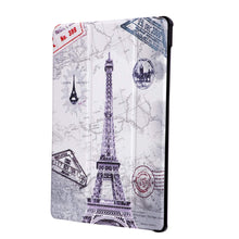 Load image into Gallery viewer, ProElite Smart Flip case Cover for Samsung Galaxy Tab S6 Lite 10.4 Inch SM-P610/P615 with S Pen Holder, Eiffel