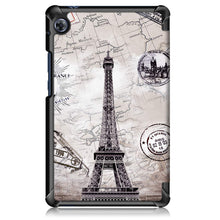 Load image into Gallery viewer, ProElite Ultra Sleek Smart Flip Case Cover for Huawei Matepad T8 Tablet , Eiffel