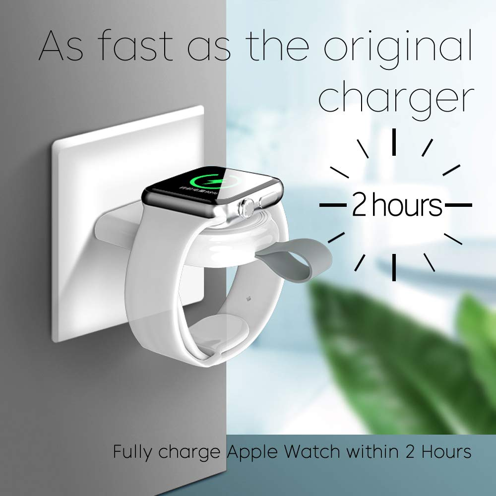 Portable Wireless Charger for Apple iWatch