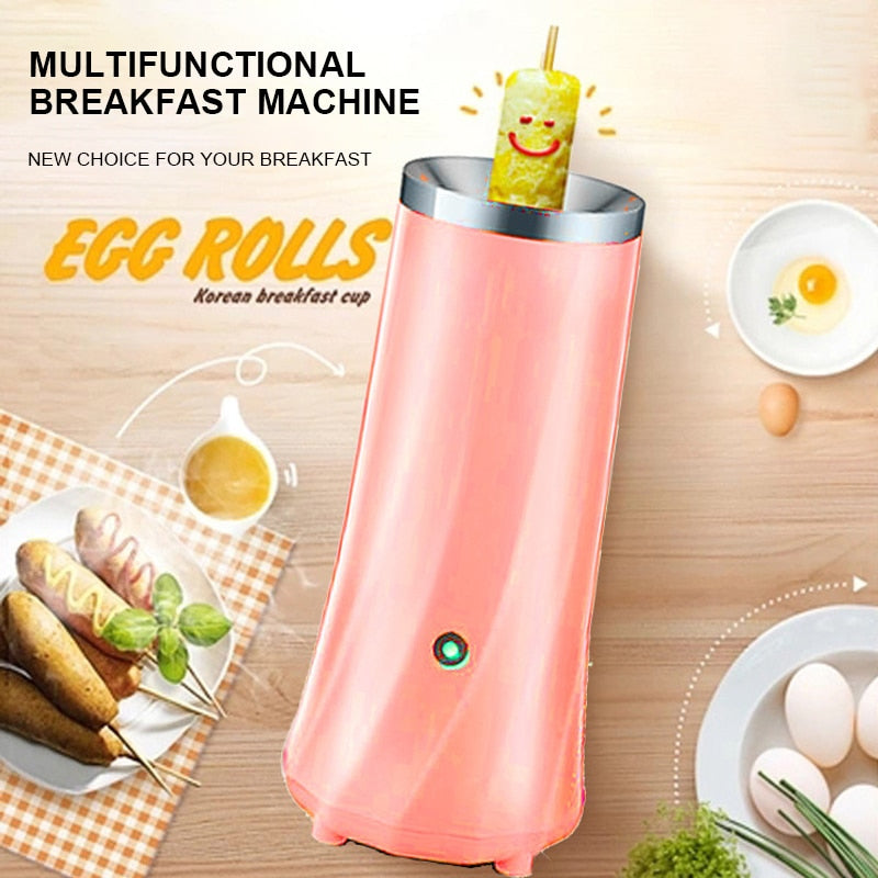 Automatic Eggs Roll Maker