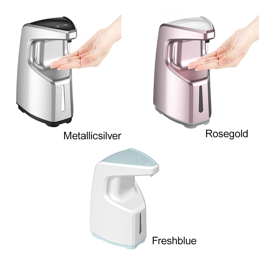 Touch Free Wall Mounted Automatic Soap Dispenser