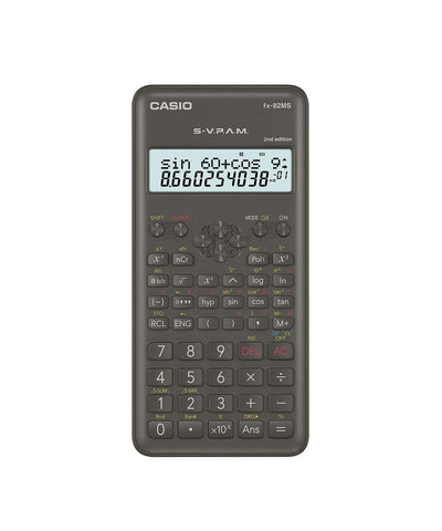 CALCULADORA CASIO - ESCUELA Y UNIVERSIDAD FX-82MS 2 | CASIOTIENDASOFICIALES.COM  | COLOMBIA |