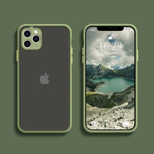 Load image into Gallery viewer, Luxury Color Frame Protective Case For iPhone