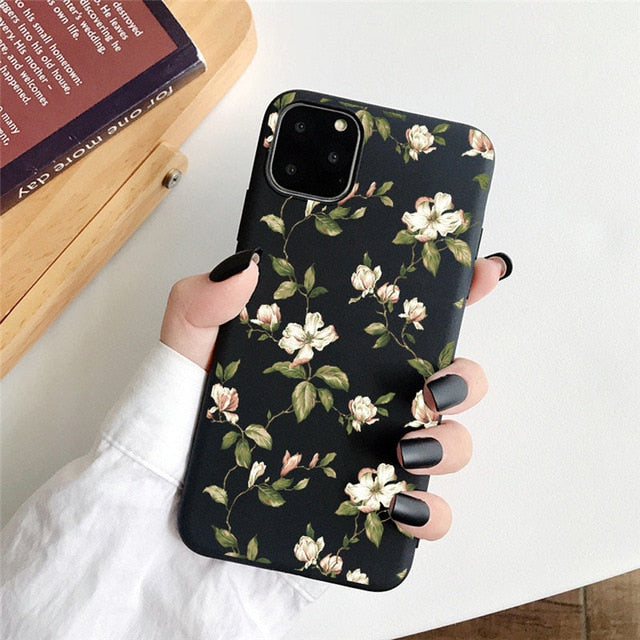 Daisy Phone Case For iPhone - Soft Flower