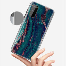 Load image into Gallery viewer, Marble Case for Samsung S-Series AND Note Series