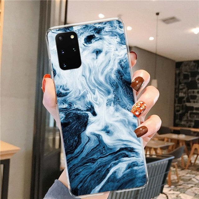 Marble Case for Samsung S-Series AND Note Series