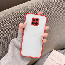 Load image into Gallery viewer, Matte Translucent Cover For Xiaomi - Red
