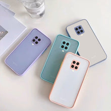 Load image into Gallery viewer, Matte Translucent Cover For Xiaomi - Light Blue