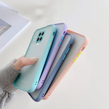 Load image into Gallery viewer, Matte Translucent Cover For Xiaomi - Gray