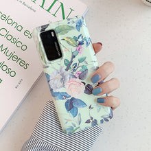 Load image into Gallery viewer, Flowers Phone Case For Samsung Galaxy A Series, S Series and Note Series