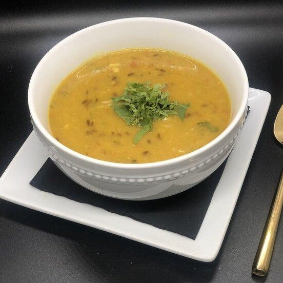 Diya Vegan Yellow Dhal Soup