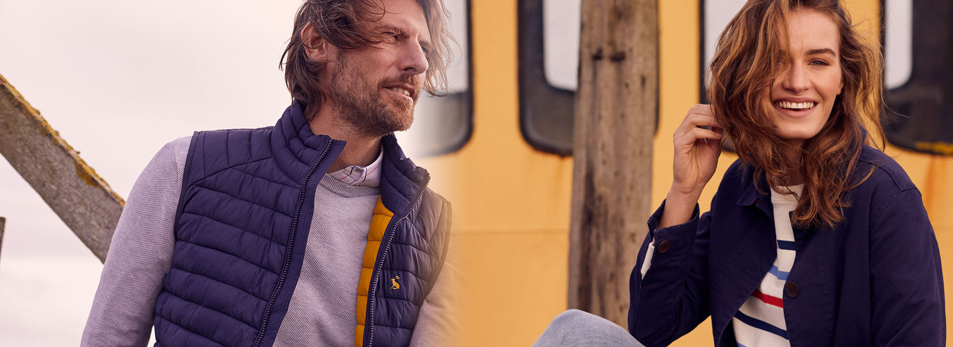 Joules women and men