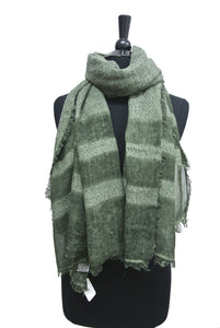 IN303B Stripes Scarf
