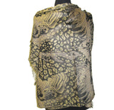1905 Animal Print Pashmina