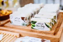 Load image into Gallery viewer, Olive Only Pure Castile Soap Bar