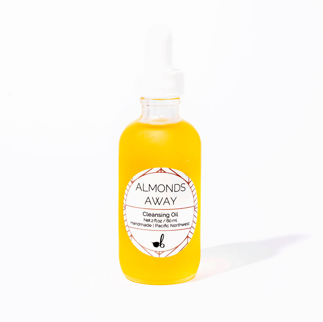 Almonds Away Cleansing Oil
