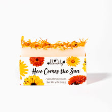 Load image into Gallery viewer, Here Comes the Sun Shampoo Bar