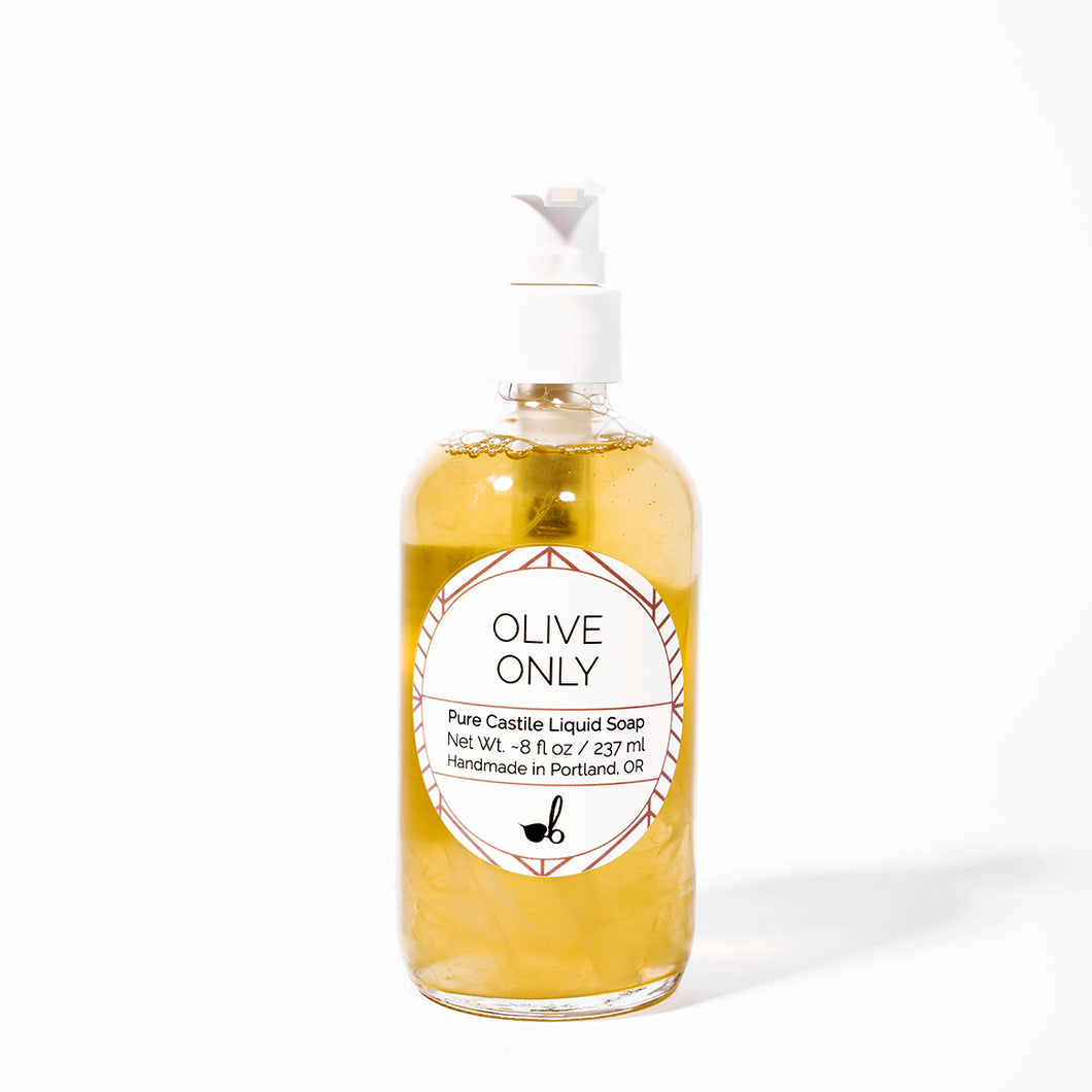 Olive Only Liquid Soap