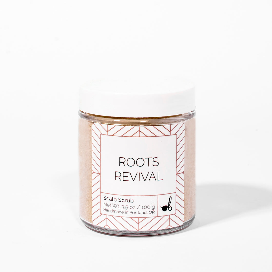 Roots Revival Scalp Scrub