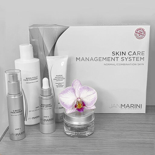 Skin Care Management System - Normal/Combination Skin