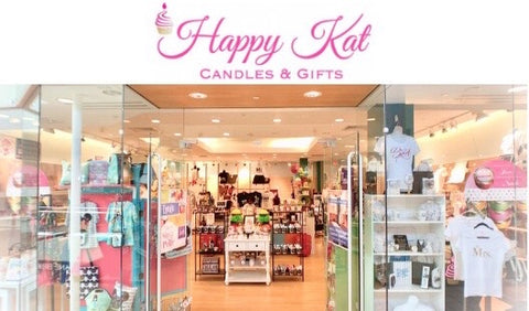 The gift shop is located in Charlotte, NC and features a beautiful selection of carefully curated merchandise created by local artisans and small business owners. If you live in or around Charlotte, we invite you to stop in and shop with us. You'll soon discover that we're so much more than a candle store!