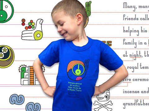 Green Child T-shirt