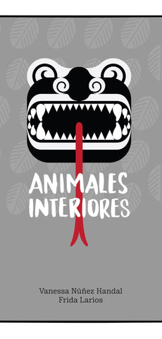 Animales Interiores, bilingual scroll book