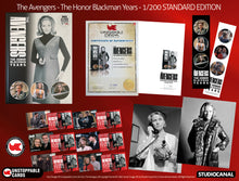 Load image into Gallery viewer, The Avengers - Honor Blackman Years DUAL Signed/Standard Book Offer