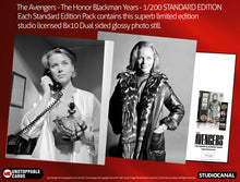 Load image into Gallery viewer, The Avengers - Honor Blackman Years Standard 1/200 Edition Book