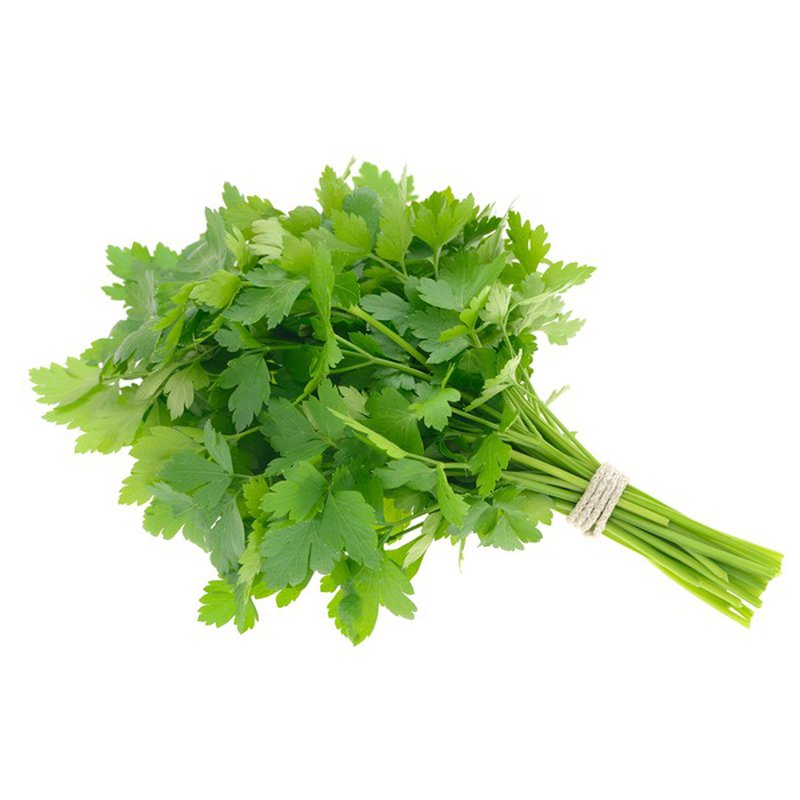 Fresh Italian Parsley- (1oz. bunch)