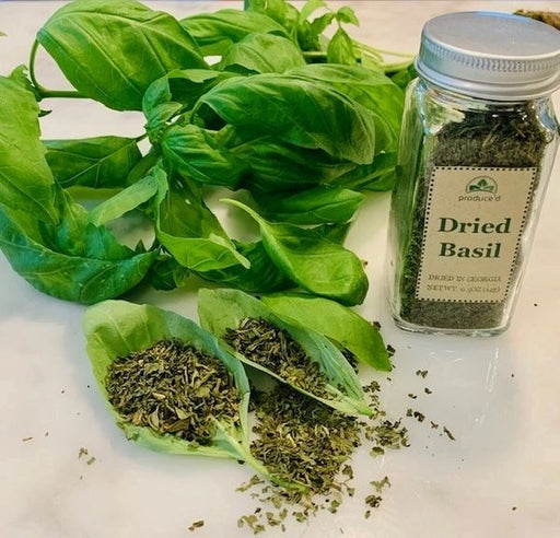 Dried Basil (0.5 oz)