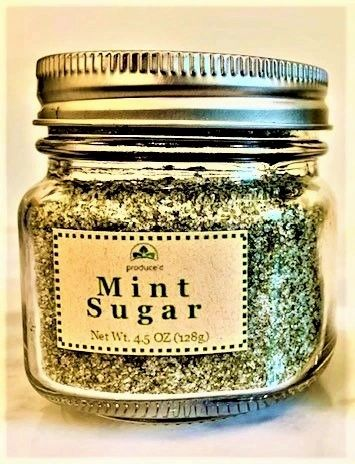 Mint Sugar (4.5 oz)