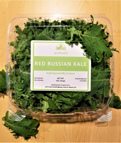 Red Russian Kale (5oz)