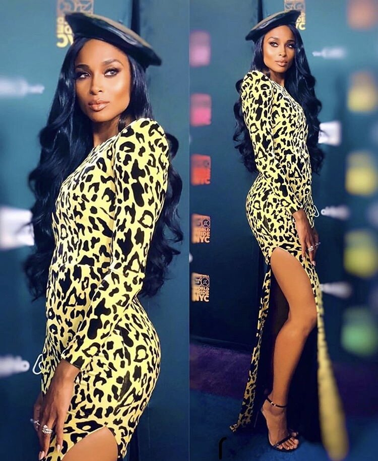 Ciara -  God Thinks I Am Muse Then God Made Woman