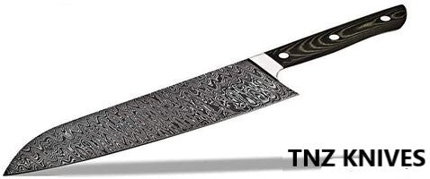 TNZ Handmade Kitchen-Cleaver Knives