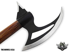 TNZ -66 USA Stainless Steel Handmade Viking Axe, 20