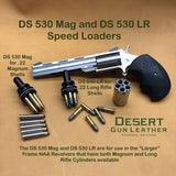 NAA Magnum and Speed Loaders