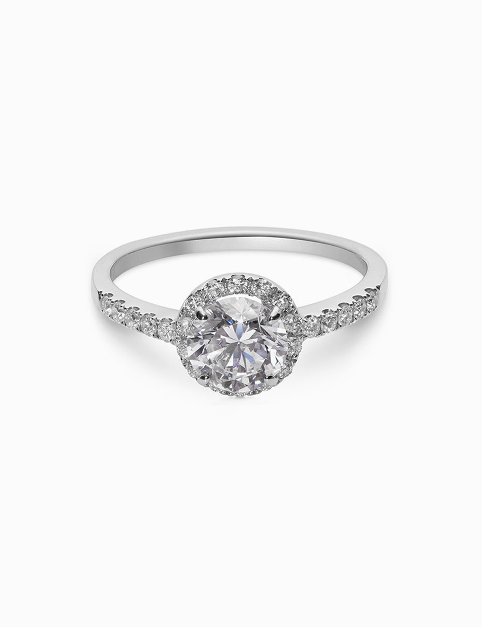 Anell Eternal Crown · 1,00ct