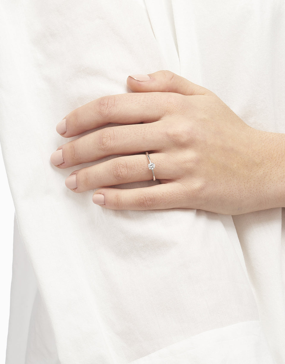 New Slim Ring · 0,25ct