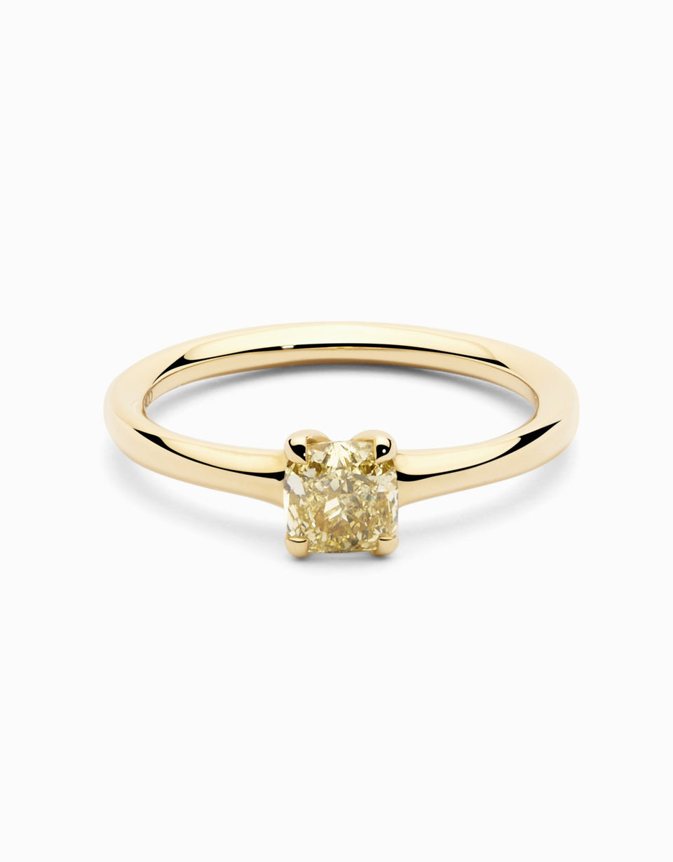 Anell Pure Yellow · 0,55ct