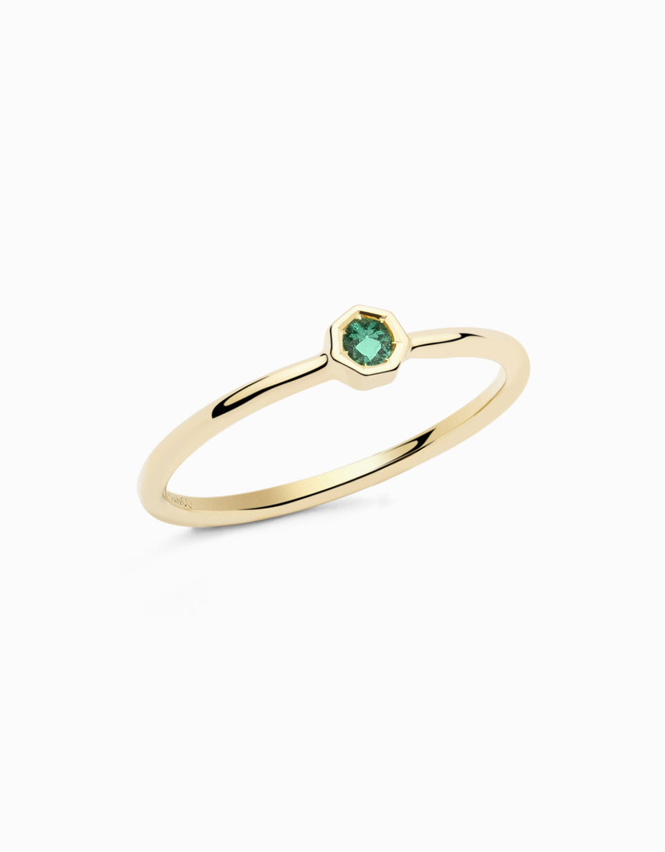 Emerald Ring · 0,06ct