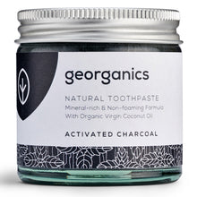 Load image into Gallery viewer, Georganics Toothpaste